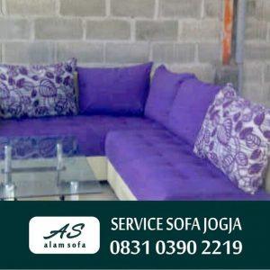 Jasa Service Sofa Jogja dan Kelebihan yang diberikan Alam Sofa